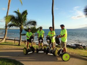 Segway Maui Private tours